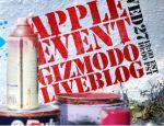 Gizmodo liveblogging
